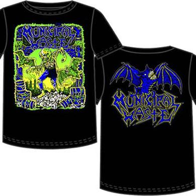 Municipal Waste Gaither T-Shirt