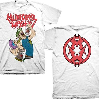 Municipal Waste Shotgun Blast T-Shirt
