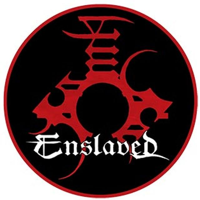 Enslaved In Time Logo Patch