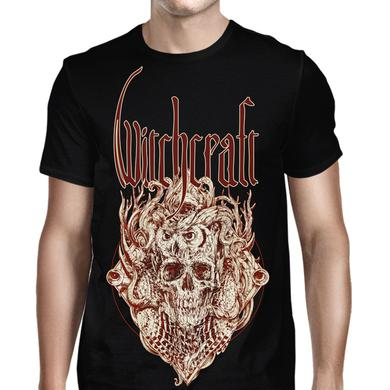 Witchcraft Owl Skull T-Shirt