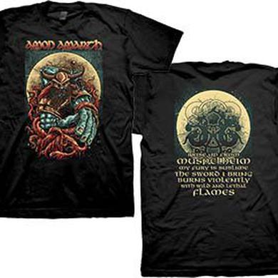 Amon Amarth Spartan T-shirt