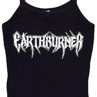 Earthburner Logo Ladies Spaghetti Strap Tank