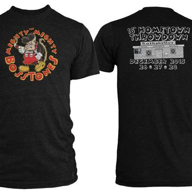 Mighty Mighty Bosstones Smoking Rat HTTD 18 T-Shirt