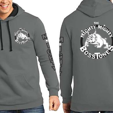 Mighty Mighty Bosstones Bulldog grey Pullover Hoodie