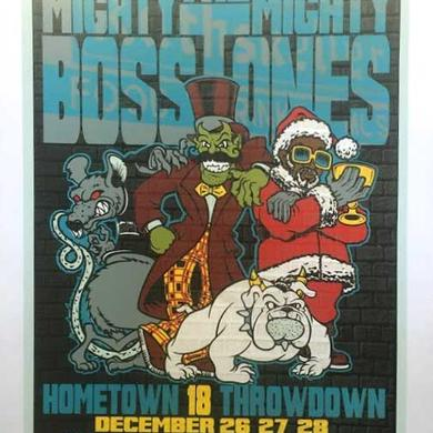Mighty Mighty Bosstones HTTD 18 Lithograph