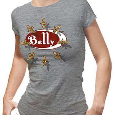 Belly Flying Birds Ladies Tee