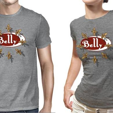 Belly Flying Birds Tee Mens/Ladies