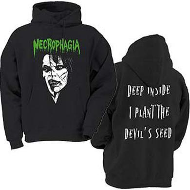 Necrophagia Devils Seed Pullover Hoodie