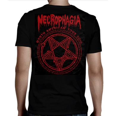 Necrophagia Occult Necro T-Shirt