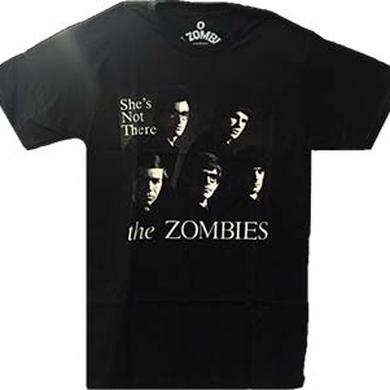 The Zombies Shes Not There T-shirt