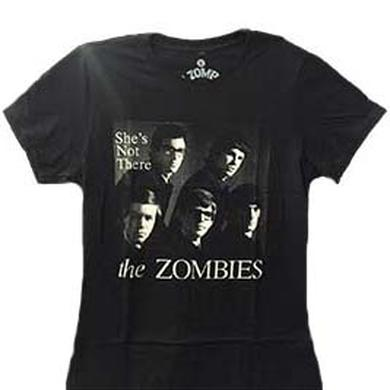 The Zombies Shes Not There Ladies Tee