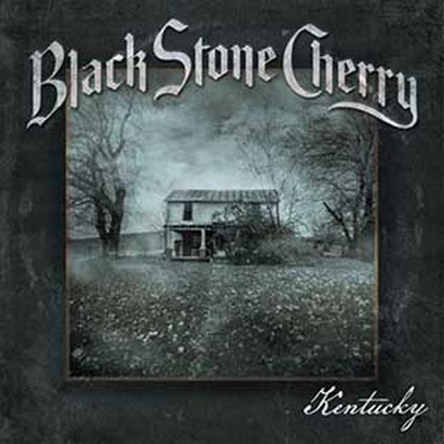 Black Stone Cherry Sticker