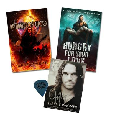 Broken Hope Jeremy Wagner Book Bundle
