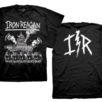 Iron Reagan Capital Police T-shirt