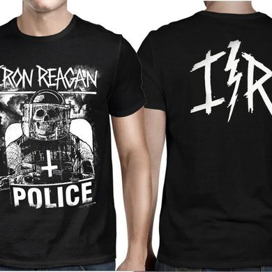 Iron Reagan Riot Cop T-shirt