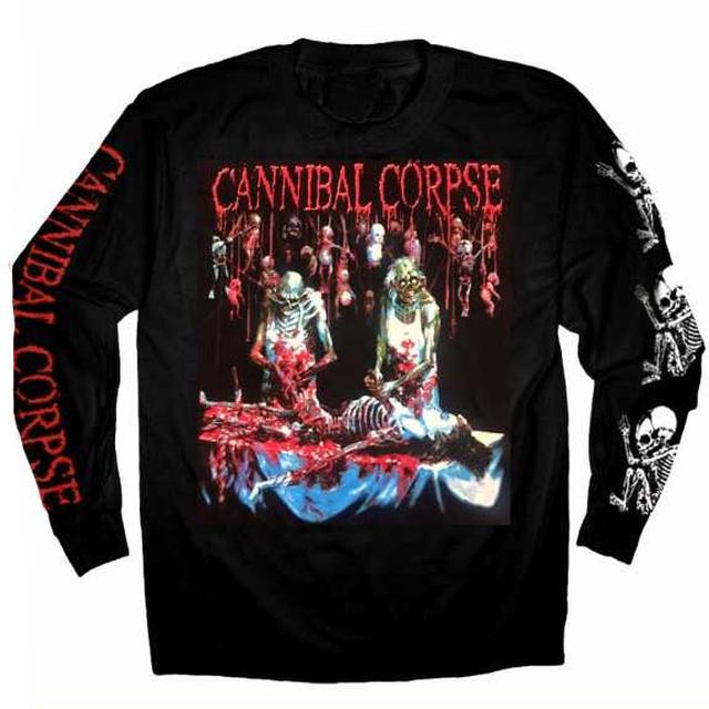 Cannibal Corpse Butchered At Birth Long Sleeve