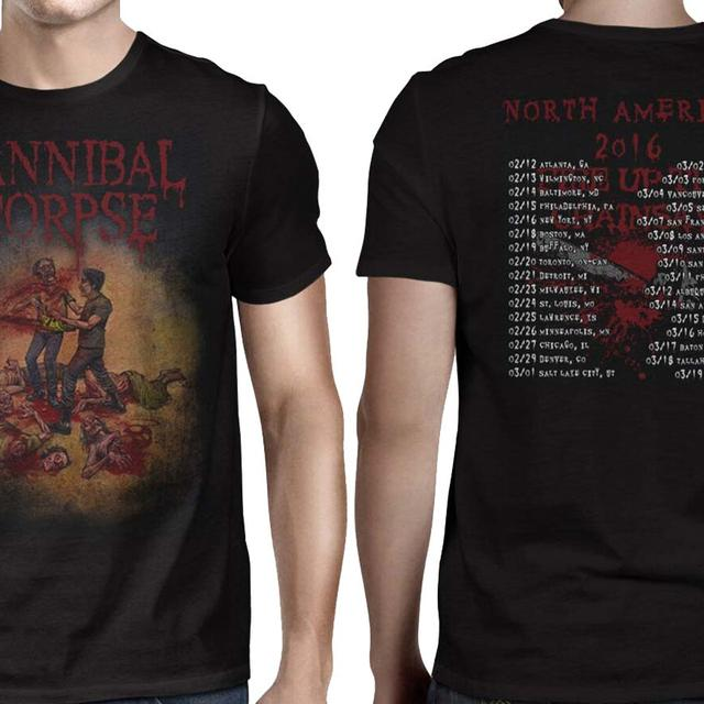 Cannibal Corpse Chainsaw 2016 T-Shirt