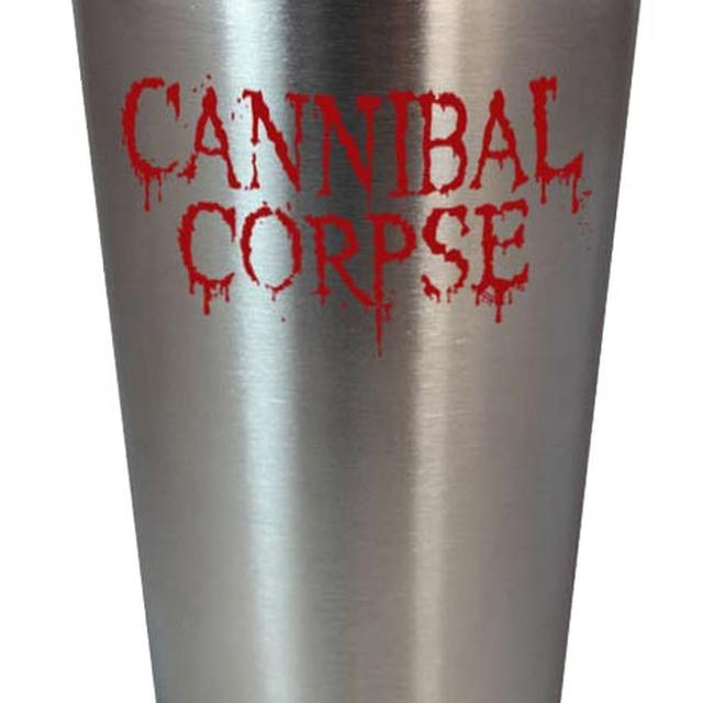 Cannibal Corpse Red Logo Pint