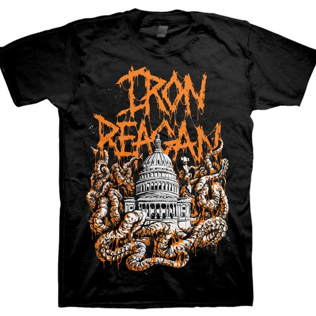 Iron Reagan Octocapitol T-Shirt