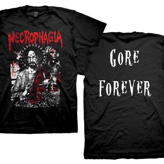 Necrophagia Necrophagy 69 T-Shirt