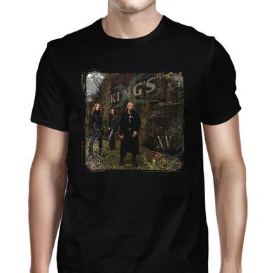 Kings X XV Album Cover T-Shirt