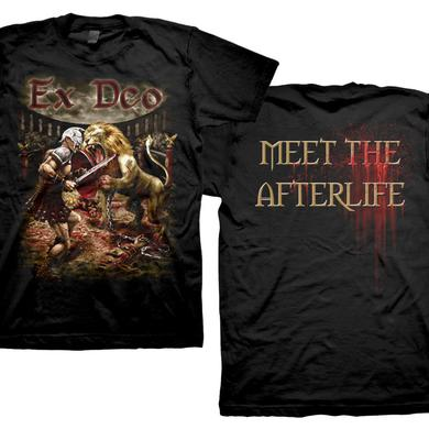 Ex Deo Lion Fighter T-Shirt