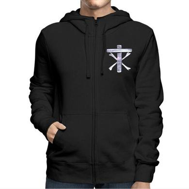 Christian Death Evilution Zip Hoodie