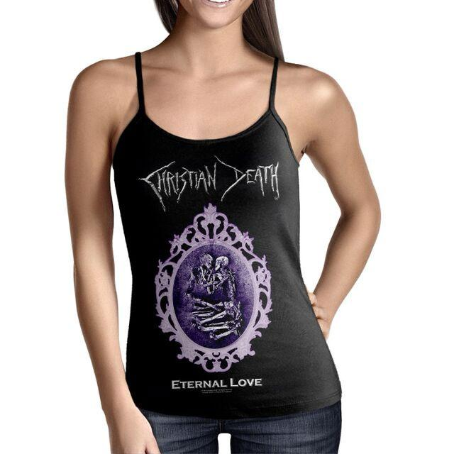 Christian Death Eternal Love Spaghetti Strap