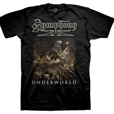 Symphony X Underworld Ship Tour Dates T-Shirt