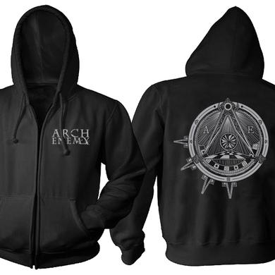 Arch Enemy War Eternal Zip Hoodie