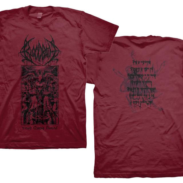 Bloodbath Woodcut T-Shirt