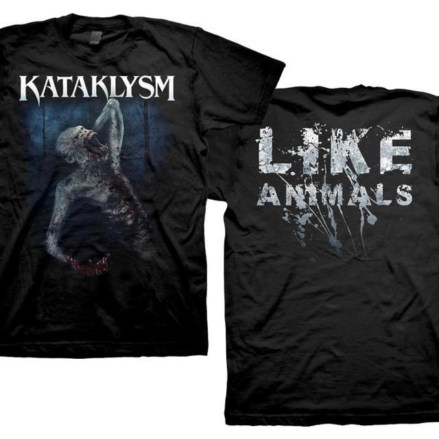 Kataklysm Like Animals T-Shirt