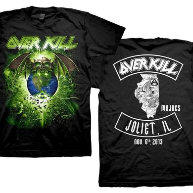 Overkill World Joliet T-Shirt