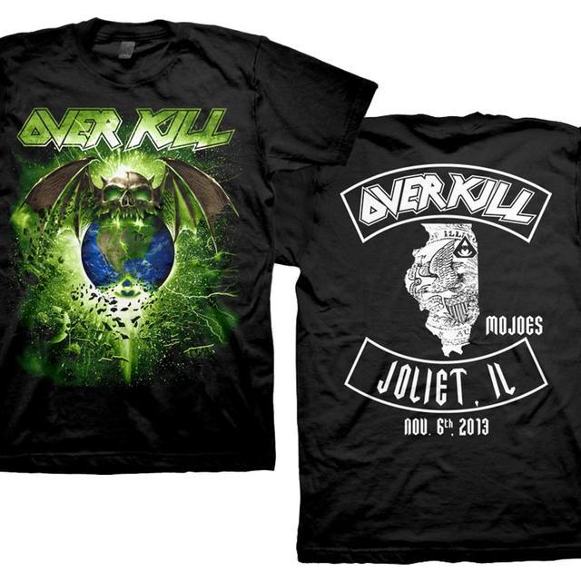 Overkill World Joliet T-Shirt
