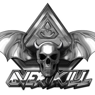 Overkill 2D Bat Skull Pin
