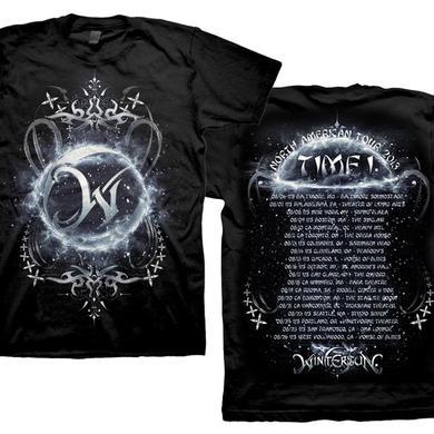 Wintersun August 2013 Tour T-Shirt