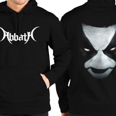 ABBATH Logo-To War Pullover Hoodie