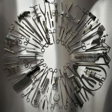 Carcass Surgical Steel Poster Flag