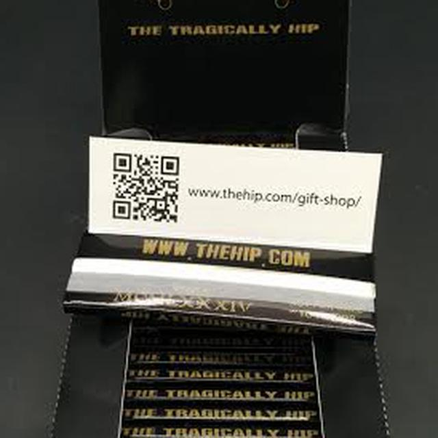 The Tragically Hip Rolling Papers (Box)