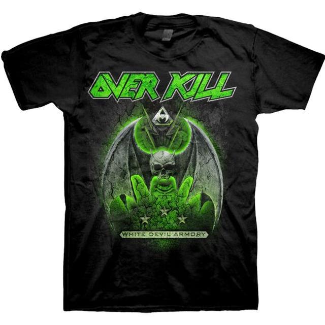 Overkill White Devil Armory T-Shirt