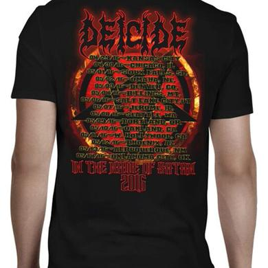 Deicide Pentagram T-Shirt