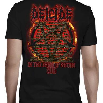 Deicide Skullgoat T-Shirt