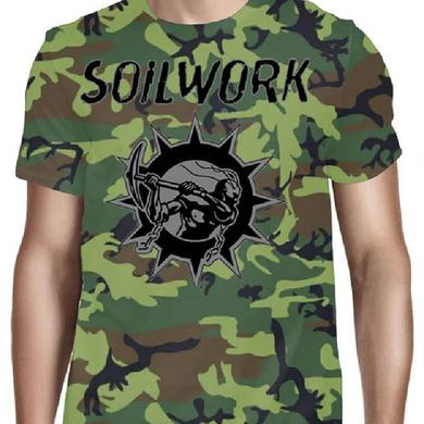 Soilwork Swedish Metal Attack T-Shirt
