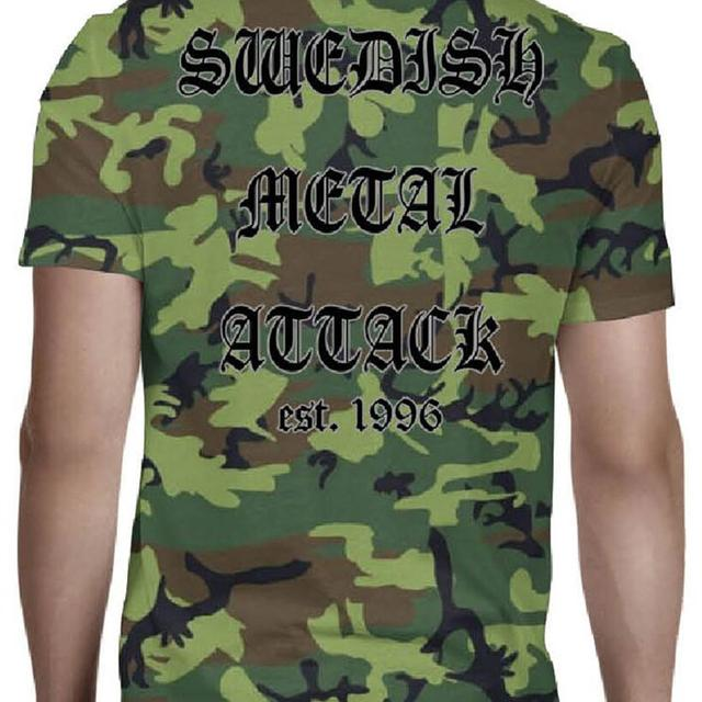 Soilwork Swedish Metal Attack T-Shirt