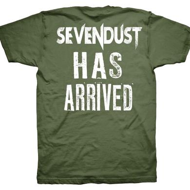 Sevendust Has Arrived T-Shirt