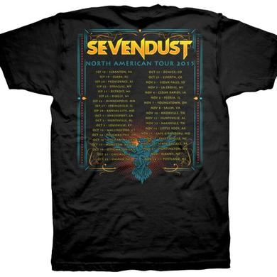 Sevendust Kill The Flaw Tour T-Shirt