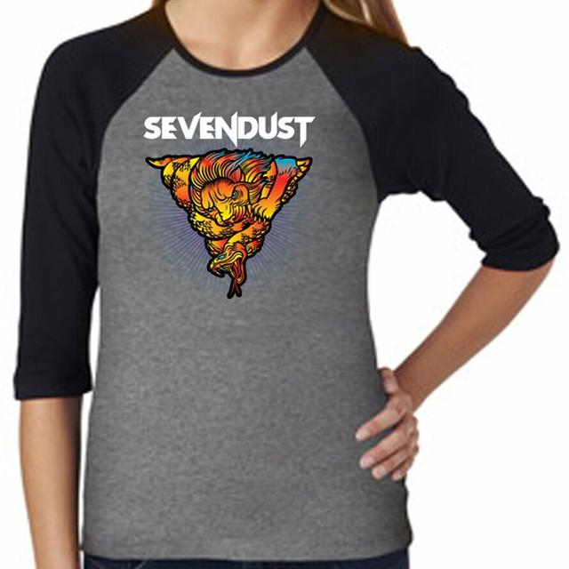 Sevendust Lion Eagle Ladies L/S