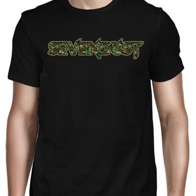 Sevendust Camo Logo T-Shirt