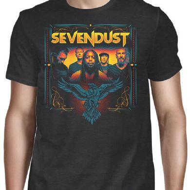 Sevendust Group Photo T-Shirt