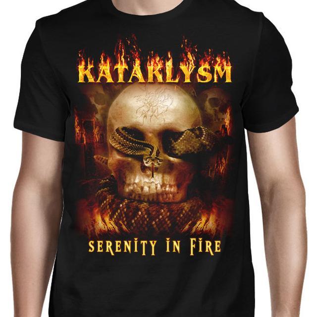 Kataklysm Serenity In Fire T-Shirt